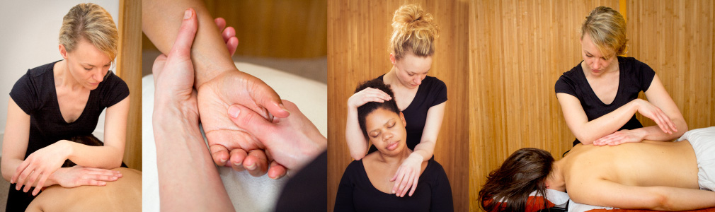 Holistic Massage with Sophie Fagan